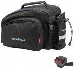 KlickFix Rackpack 1 Gepäckträgertasche schwarz  2021 Gepäckträgertaschen