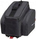 KlickFix Rackpack 2 Gepäckträgertasche für Racktime schwarz  2021 Gepäckträ