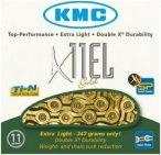 KMC X-11 EL Kette 11-fach gold  2018 Ketten