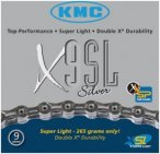 KMC X-9 SL Kette silver  2019 Ketten