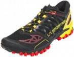 La Sportiva Bushido Running Shoes Men Black/Yellow 41 2018 Trail Running Schuhe,