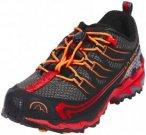 La Sportiva Falkon Low Schuhe Kinder carbon/flame EU 35 2020 Trail Running Schuh