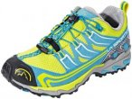 La Sportiva Falkon Low Shoes Youth Sulphur/Blue EU 39 2018 Trail Running Schuhe,