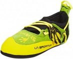 La Sportiva Stickit Climbing Shoes Kids Lime/Yellow 32-33 2019 Kletterschuhe, Gr