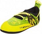 La Sportiva Stickit Climbing Shoes Kids Lime/Yellow EU 26-27 2019 Kletterschuhe,