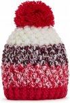 La Sportiva Terry Beanie Damen rot/weiß S 2019 Kopfbedeckung, Gr. S