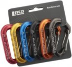 LACD Set Alpine Light Biner Carabiner 6 Pcs  2018 Karabiner