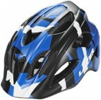 Lazer Nut'z Helmet camo blue Unisize   52-56cm 2018 Kinderbekleidung, Gr. Unisiz