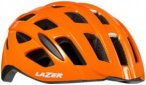 Lazer Tonic Helm flash orange 52-56cm 2018 Fahrradhelme, Gr. 52-56cm