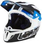Leatt Brace DBX 5.0 Composite Helmet black/blue 59-60 cm 2016 Fahrradhelme, Gr.