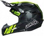Leatt Brace DBX 5.0 Composite Helmet black/yellow S   55-56cm 2017 Fahrradhelme,