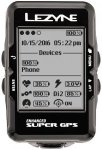 Lezyne Super GPS Fahrradcomputer mit Herzfrequenzmessgerät und Speed Cadence Se