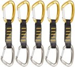 Mammut Crag Express Sets 10 cm Straight Gate/Wire Gate 5er Pack sun  2018 Expres