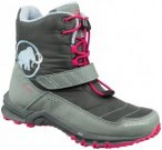 Mammut First High GTX Shoes Kids graphite-grey 35 2017 Trekking- & Wanderschuhe,