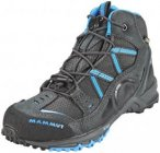 Mammut Nova Mid GTX Shoes Kids graphite-atlantic 33 2017 Trekking- & Wanderschuh