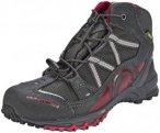 Mammut Nova Mid GTX Shoes Kids graphite-crimson 33 2017 Trekking- & Wanderschuhe