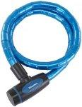 Masterlock 8228 PanzR Kabelschloss 18 mm x 1.000 mm blau  2018 Kabelschlösser