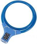Masterlock 8229 Kabelschloss 12 mm x 900 mm blau  2018 Kabelschlösser