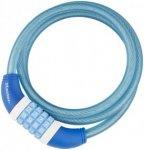 Masterlock 8231 Kabelschloss 10 mm x 1.200 mm blau  2018 Kabelschlösser
