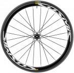 Mavic Cosmic Elite UST Disc Vorderrad 6-loch schwarz  2018 Rennrad Vorderräder