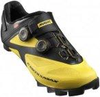 Mavic Crossmax SL Ultimate Shoes Unisex Yellow Mavic/Black/Black UK 11 | EU 46 2