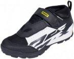 Mavic Deemax Elite Shoes Men black/white 43 1/3 2017 Fahrradschuhe, Gr. 43 1/3