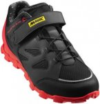 Mavic Echappée Trail Elite Shoes Women Pirate Black/Fiery Coral/Black UK 7,5 |