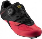 Mavic Sequence Elite Shoes Women Pirate Black/Fiery Coral/Black UK 8 | EU 42 201