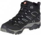 Merrell Moab 2 MID GTX Shoes Men black UK 9 | 43,5 2019 Trekking- & Wanderschuhe