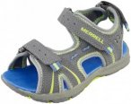 Merrell Panther Sandals Kinder grey/blue EU 29 2017 Freizeit Sandalen, Gr. EU 29