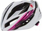 MET Forte Helmet black/white/pink 59-62 cm 2017 Fahrradhelme, Gr. 59-62 cm