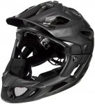 MET Parachute Helm full black L   59-62cm 2021 Fahrradhelme, Gr. L   59-62cm