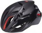 MET Rivale Helm matt black 59-62cm 2018 Fahrradhelme, Gr. 59-62cm