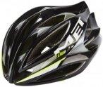 MET Sine Thesis Helmet black 54-57 cm 2017 Fahrradhelme, Gr. 54-57 cm