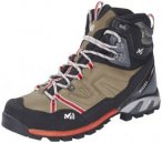 Millet High Route GTX Shoes Herren faint brown/red EU 40 2/3 2017 Trekking- & Wa