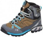 Millet High Route GTX Shoes Women faint brown/blue bell 37 1/3 2017 Trekking- &