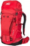 Millet Peuterey Integrale 45+10 Backpack red  2019 Trekking- & Wanderrucksäcke