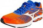 Mizuno Wave Sayonara 4 Running Shoes Men Clownfish/White/Nautical Blue UK 11 (EU