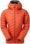 Mountain Equipment Earthrise Kapuzenjacke Damen bracken UK 16 | XL 2019 Kletterj