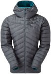 Mountain Equipment Earthrise Kapuzenjacke Damen moorland slate UK 10 | S 2019 Kl