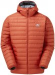 Mountain Equipment Earthrise Kapuzenjacke Herren bracken M 2019 Kletterjacken, G