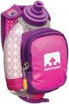 Nathan QuickShot Plus Insulated Handheld 300ml floro fuchsia/imperial purple  20
