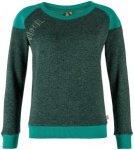 Nihil La Lune Sweaters Women Forrest Green XL 2017 Kletter Midlayer, Gr. XL