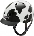 Nutcase Street Helmet Moo S | 52-56cm 2018 Fahrradhelme, Gr. S | 52-56cm
