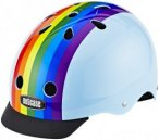 Nutcase Street Helmet Rainbow Sky L | 60-64cm 2018 Fahrradhelme, Gr. L | 60-64cm