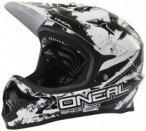 ONeal Backflip Fidlock Helmet RL2 Shocker black/white 61-62 cm 2018 Fahrradhelme