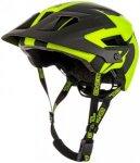 ONeal Defender 2.0 Helmet SLIVER neon yellow/black S/M | 54-58cm 2019 Fahrradhel