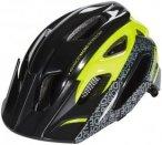 ONeal Orbiter II Helmet black/neon yellow 53-56 cm 2018 Fahrradhelme, Gr. 53-56