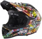 ONeal Warp Fidlock Helmet Crank (black/multi) 55-56cm 2019 Fahrradhelme, Gr. 55-
