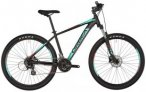 "ORBEA MX 50 27,5"" Black-Turquoise-Red L 